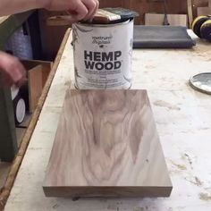 Save 15% on Hemp Wood All Natural Wood Finishing Oil at MettrumOriginals.com. (Offer expires Nov 30th, 2016)  Video courtesy of @canadianwoodworks Wood Finishing, Natural Wood Finish, Hemp, 30th, It Is Finished, Oil, The Originals, Instagram Posts, Cooking Oil