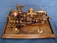 Steampunk Clock 3(2) by dkart71