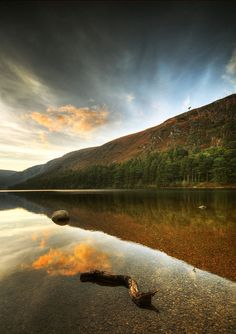 """Glendalough 13/10/11 (Explore)"" by Gerry Chaney on Flickr - Glendalough, Ireland"