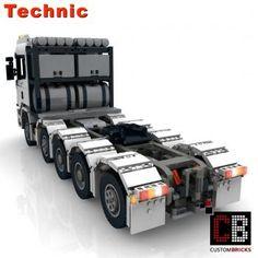 Custom RC Skania 10x4 6 SLT Truck Lego Factory, Truck Detailing, Shop Lego, Lego Technic, Modern Warfare, Custom Items, Engineering, Trucks, Model