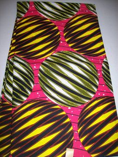Items similar to Ankara Wax print fabric per yard/ Cotton print, African fabrics and Textiles/ Wax Print fabrics on Etsy African Fashion Ankara, African Print Dresses, African Prints, African Men, African Attire, African Style, African Dress, African Textiles, African Fabric