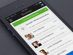 INTERACTION DESIGN by CreativeDash Design Studio, via Behance