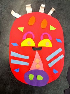 Zilker Elementary Art Class: End of the Year Projects