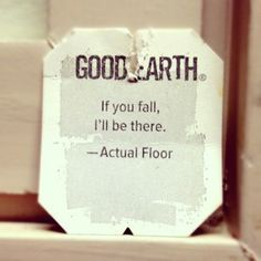 @Marisol Good to know #goodearthtea #quotes