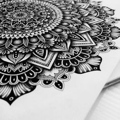 "4,640 Likes, 107 Comments - Pavneet Sembhi (@pavneetsembhi) on Instagram: ""Sneak preview nothing beats mandala therapy drawing and looking at them! Anyone else agree?!…"""