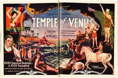 The Temple of Venus (1923) Stars: Will Walling, Mary Philbin, Mickey McBan, William Boyd, Phyllis Haver, Alice Day ~ Director: Henry Otto