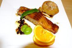 Zalm met bruine suiker, mosterd en honing (oven) | Recept | KookJij