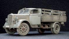 Opel Blitz, Kfz.305
