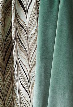 Firenze in Aquamarine, 175050. http://www.fschumacher.com/search/ProductDetail.aspx?sku=175050 #Schumacher