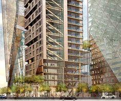 #architecture #philadelphia #usa #timber #skyscraper