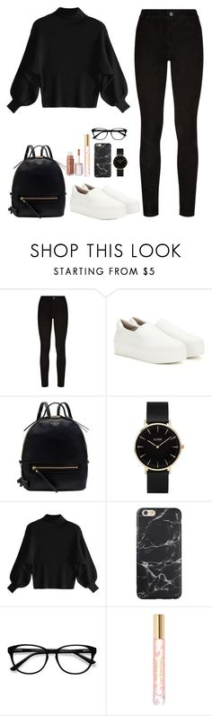 """""""Cool"""" by fatyespinosa1 on Polyvore featuring moda, Paige Denim, Opening Ceremony, Radley, CLUSE, EyeBuyDirect.com y Tory Burch"""