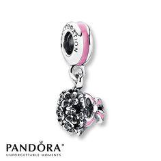 pandora dangle charm celebration bouquet