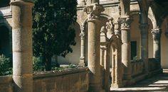 Claustro del Monasterio de Yuste. Cuacos de Yuste, Cáceres. Merida, Bella, Travel, Interior, Monuments, Turismo, Architecture, Places, Art
