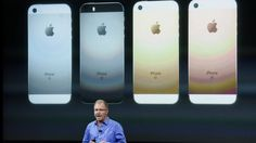 Presenta Apple iPhone con nuevo sistema operativo