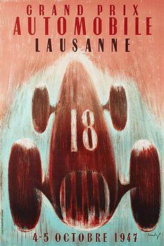 1940s Automobile Grand Prix.