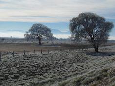 Paisajes de Puebla a cero grados centígrados