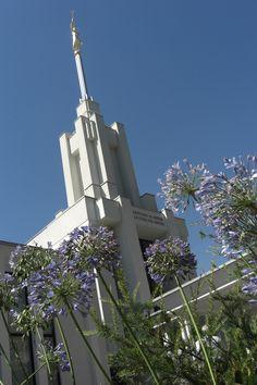 Chile - Santiago LDS temple