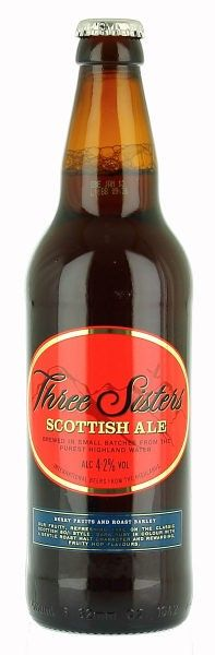 Atlas Three Sisters Scottish Ale