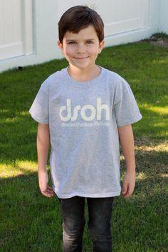Deeper Shades Kids T-Shirt (Gray, Light Blue, Dark Blue, Orange, Red, Green, Sand), $20.00