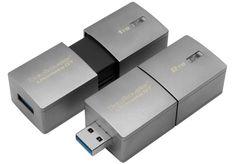 Pendrive de 2 TB da Kingston deixa até o seu SSD com inveja