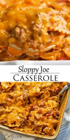 Sloppy Joe Casserole, Rice Casserole, Ground Beef Potato Casserole, Hot Dog Casserole, Beef Noodle Casserole, Easy Casserole Dishes, Casserole Ideas, Potatoe Casserole Recipes, Hamburger Casserole