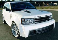 Beautiful white Range Rover! Suv Cars, Car Car, Sport Cars, Range Rover White, Range Rover Sport, Range Rovers, My Dream Car, Dream Cars, 4x4