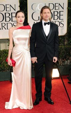 Brad Pitt and Angelina Jolie are perfect...hottest couple alive by far