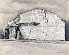 Christo+J-C - Wrapped Kunsthallle
