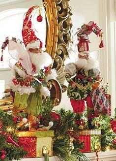 Make holiday dreams come true!...Christmas elves