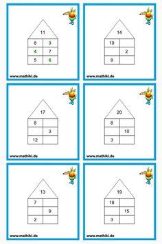 Precious Tips for Outdoor Gardens - Modern 1st Grade Math Worksheets, Number Bonds, Math Classroom, Kindergarten, Parenting, School, Outdoor Gardens, Teaching Math, Read And Write