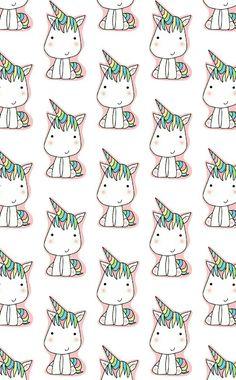 Kawai unicornio by Daniela