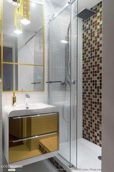 Salle de bain, Paris, maéma architectes