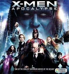 X-Men: Apocalypse (2016) movie #poster, #tshirt, #mousepad, #movieposters2