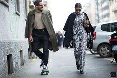 Giotto Calendoli + Patricia Manfield | Milan
