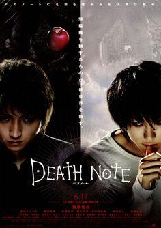 【映画】デスノート(2006)9/23視聴