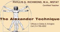 Phyllis Richmond -- certified Alexander Technique teacher Alexander Technique, Teacher, Memes, Professor, Teachers, Meme
