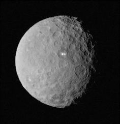 G.A.B.I.E.: Los misteriosos puntos brillantes de Ceres pueden ...