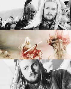 Eomer, of the House of Eorl, Third Marshal of the Riddermark #lotr #tolkien #eomer