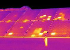 Haal jij wel het maximale rendement uit je investering in #zonnepanelen, of gaat er veel opbrengst verloren door installatie fouten of defecten? Met #thermografie valt dit in één oogsopslag te zien: https://www.energiekeurplus.nl