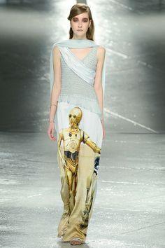 Star Wars Makes a Fashion Statement at Rodarte, Preen – Style Context