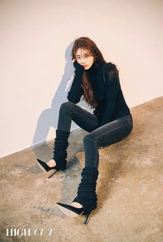 Suzy for High Cut