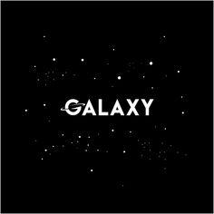 Logo Galaxy  #designlogo #logotype #illustration #Vector #Galaxylogo
