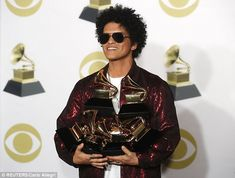 What is Bruno Marss net worth? 2018 looks to be the year of Bruno Mars following the Uptown Funk singers domination over the 60th Grammy Awards and the release of Finesse (Remix) single that features up-and-coming rapper Cardi B. With his Grammy success24K Magic World Tourin full swing and upcoming UK tour dates in Glasgow Dublin and Londons BST Hyde Park festival just what is Bruno Marss net worth? Who is Bruno Mars? Born in Hawaii on October 8 1985 Bruno Mars real name Peter Gene Hernandez…