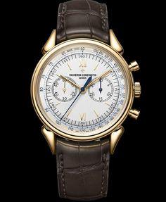 Neue Uhr : Vacheron Constantin Historiques Cornes de vache 1955 - UhrForum