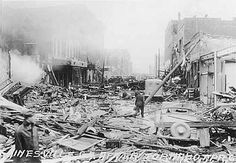 It still stands on record as the 5th deadliest twister in American history. Shortly before 9:00 A.M. on the morning of April 6, 1936, the citizens of Gainesville, a prosperous northeast Georgia textile mill center, were dealt an agonizing blow when a series of deadly tornadoes ripped through the heart of the city.