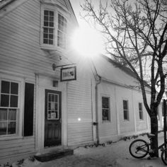 Kenyon College -- The Black Box, The Red Door, Middle Ground Coffee, Wiggin Street Coffee...what was it when you were there?