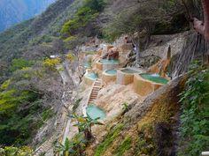 ~ Grutas de Tolantongo in Hidalgo, Mexico  ***ya fui, es una bellesa..un paraiso!!***