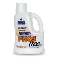 Natural Chemistry PHOSfree - Removes phospahtes (algae food) from pool!