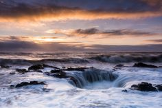 Thor's Well OR USA [6264x4181] [OC] -lilballhog