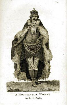 """US Slave: Sarah """"Saartjie"""" Baartman: The Real Life of the Hottentot Venus"""